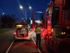 75 voertuigen onderworpen aan alcoholcontrole in Oldenzaal