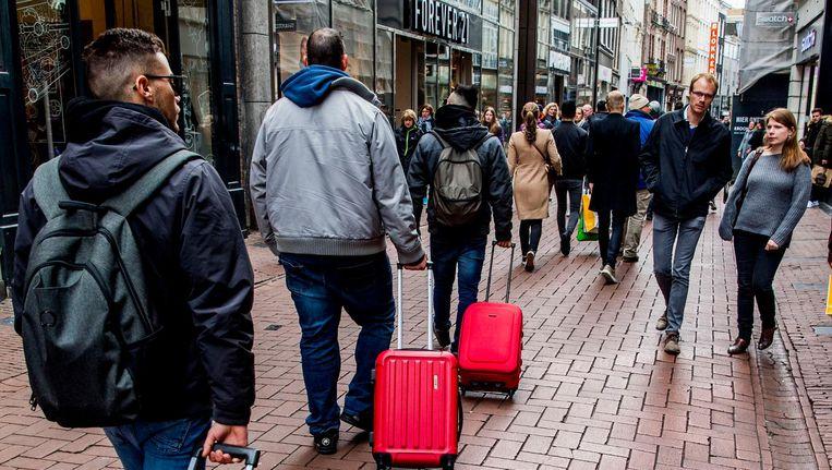 'Amsterdam promoot zichzelf wel' Beeld anp