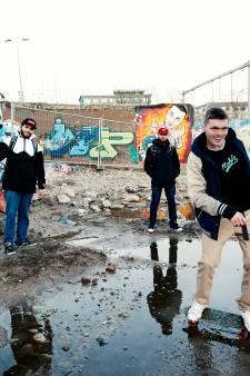 Berlijnplein in Utrecht is nieuwe hotspot voor graffiti-kunstenaars