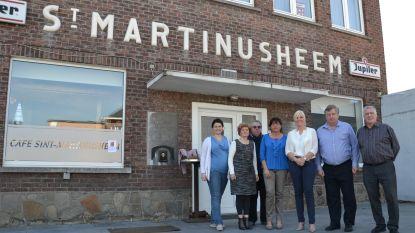 Verkiezingsdebat in Sint-Martinusheem