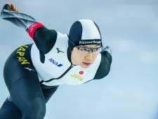 Kodaira snelt naar winst op 500 meter