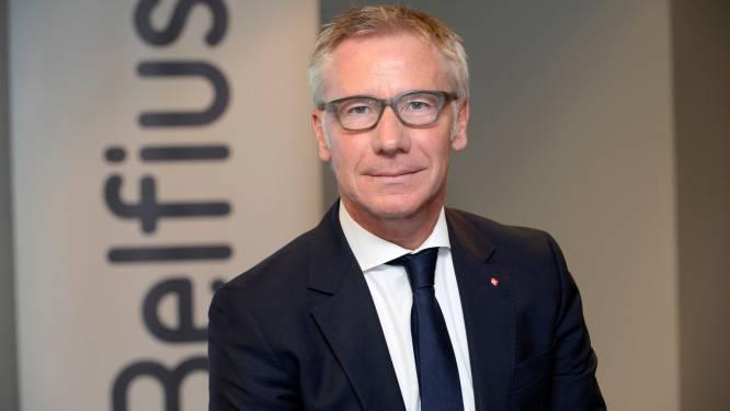 """CEO Belfius krijgt forse kritiek na uitspraken over horeca: """"Af en toe nood aan saneringsgolf, hebben we niet te veel cafés en restaurants in België?"""""""