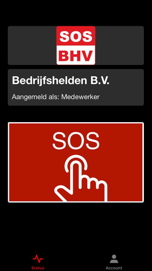 Door Bosschenaar Frank van den Wildenberg bedachte app.