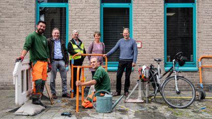 """Eerste reeks van veertig nieuwe fietsbeugels geplaatst: """"Naam fietsgemeente waar maken"""""""