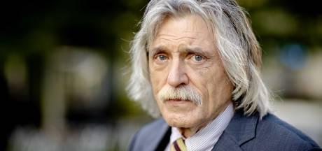 Johan Derksen na 'Turkije is een kutland'-uitspraak: Ik ben met de dood bedreigd