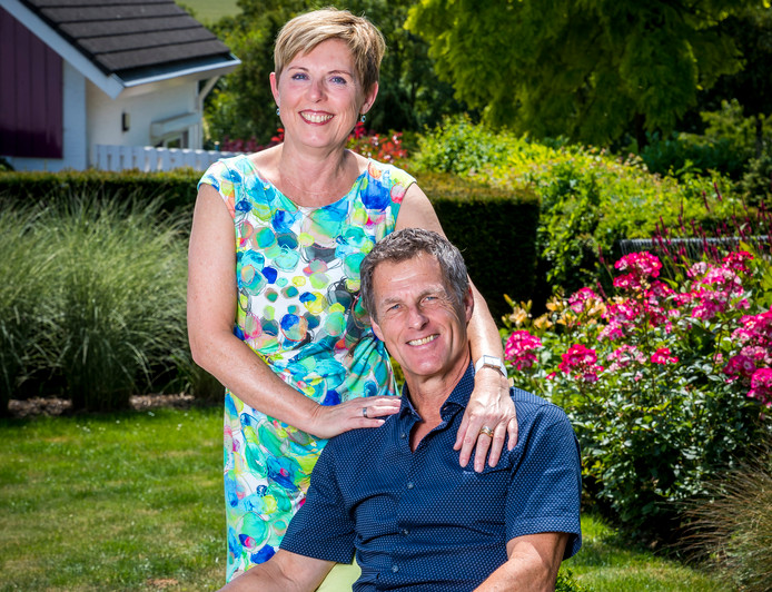 Elke Konig en Rob Zwanenburg