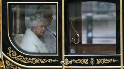 Prioriteit Britse regering blijft brexit op 31 oktober, zegt koningin Elizabeth in troonrede