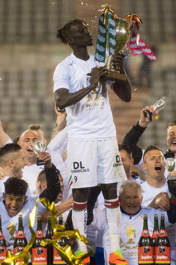 Mbaye Leye gaat volgend seizoen laatste contractjaar in