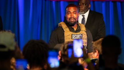 """Wil Kanye West écht president van Amerika worden? """"Hij ziet zichzelf als een uitverkorene van God"""""""