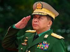VS stellen sancties in tegen hoogste militairen Myanmar