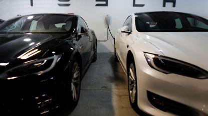 """""""Hoofd productie weg bij Tesla"""""""