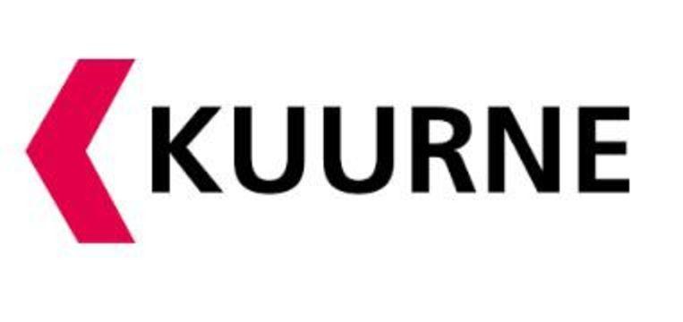 Het logo waarvoor Kuurne 7 jaar geleden heeft betaald.