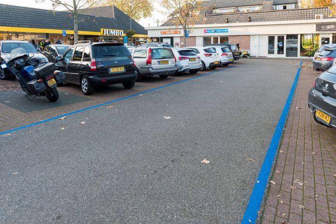 Bezoekers van het Citycentrum in Veldhoven kunnen vanaf begin deze maand voortaan de eerste 2 uren gratis parkeren.