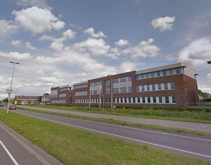 Het nieuwe hoofdkantoor van Whirlpool Nederland aan de Princenhagelaan.