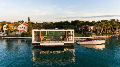 Dit is de villa van de superrijken als straks het zeeniveau stijgt