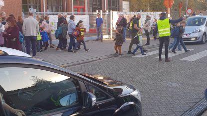 """""""Verkeersdrukte aan Sint-Calasanz zorgt voor onveilige situaties"""""""