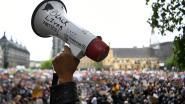IN BEELD. Wereldwijd protest tegen racisme en politiegeweld: tienduizenden mensen op straat na dood George Floyd