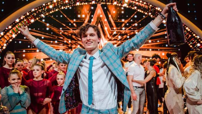 Benjamin Ceyssens wint Belgium's Got Talent 2019!