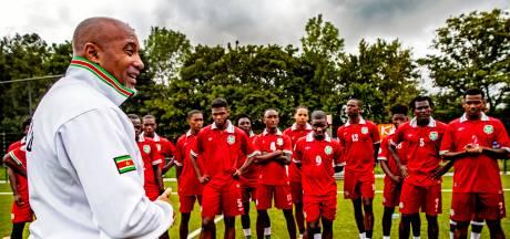 WK komt steeds dichterbij voor Suriname: 'Het is wachten op Riedewald, Donk en Hahn'