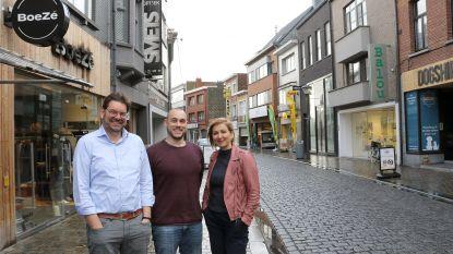 Stad wil met Handelshart Herentals winkeliers en horeca-uitbaters ondersteunen