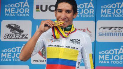 Colombiaanse beloftenkampioen betrapt op CERA - Nibali voor zesde keer Italiaans wielrenner van het jaar
