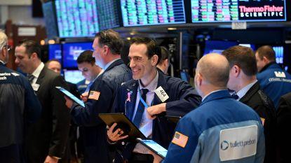 Wall Street toont herstel na bloedrode maandag