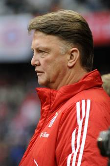 Van Gaal noemt Bayern zijn moeilijkste klus als trainer