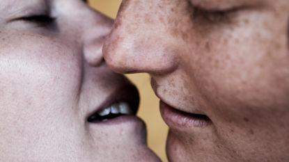 """""""I kissed a girl, zong ik.Ik was totaal naïef over wat zich aan het voltrekken was"""""""