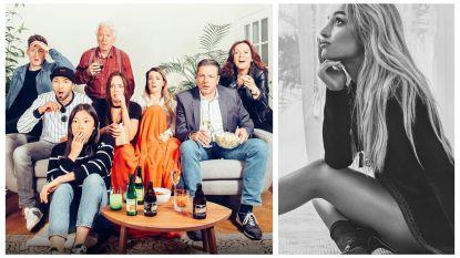 SHOWBIZZ-SNACKS: Ariana Grande zónder paardenstaart en 'Thuis'-acteurs  op de bank voor seizoensfinale