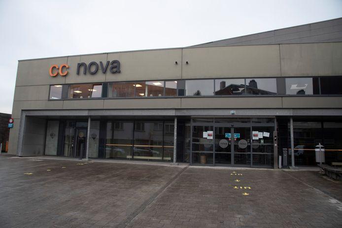 CC Nova in Wetteren.