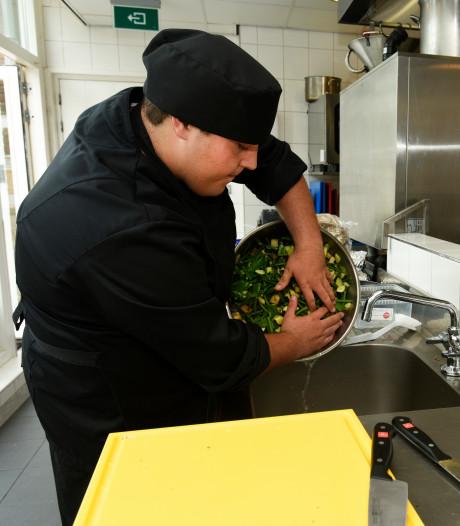 Restaurant De Koning voor jongeren met beperking blijft dicht; te weinig leerlingen, te weinig gasten