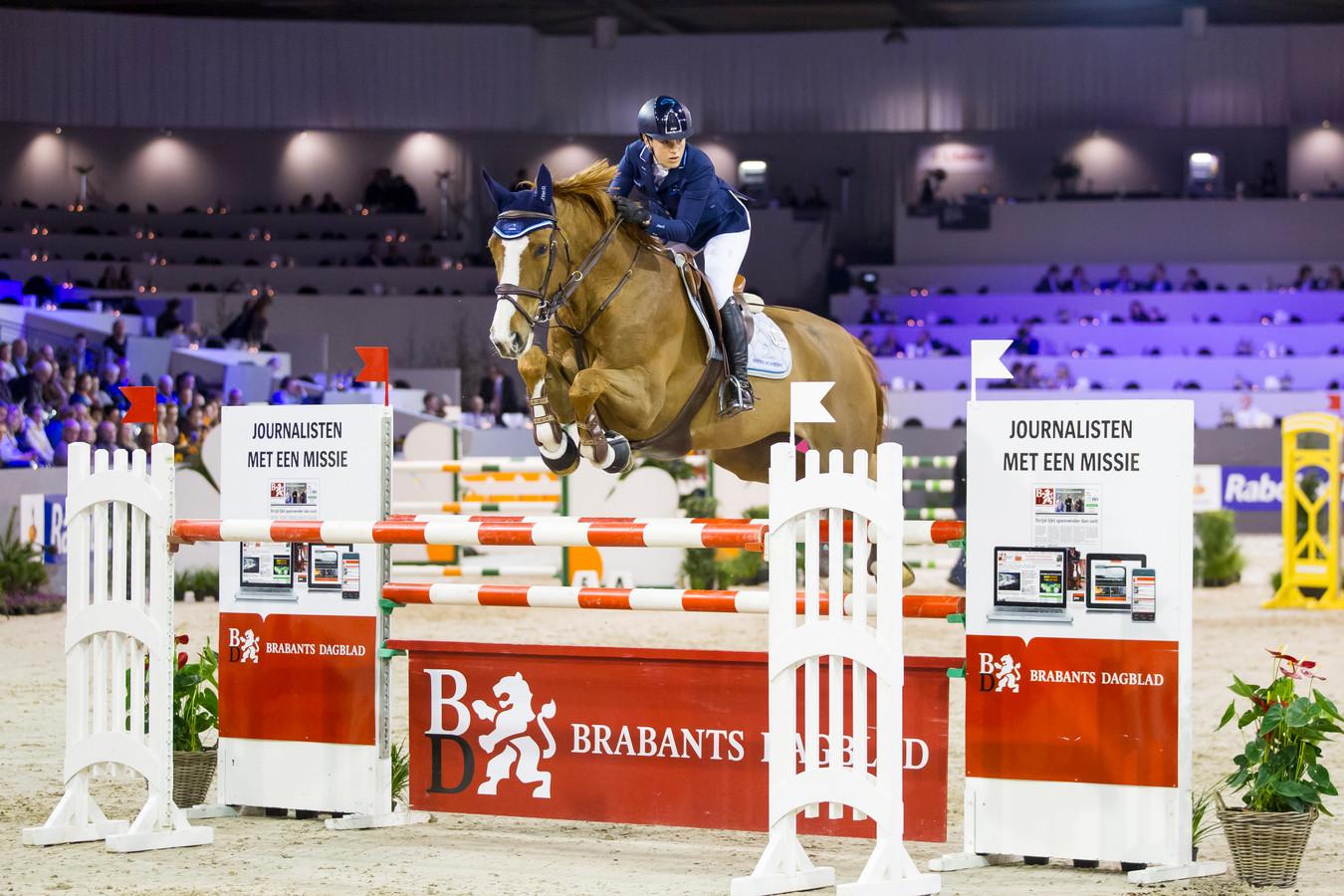 Live verslag van Indoor Brabant uit Brabanthallen | Foto ...