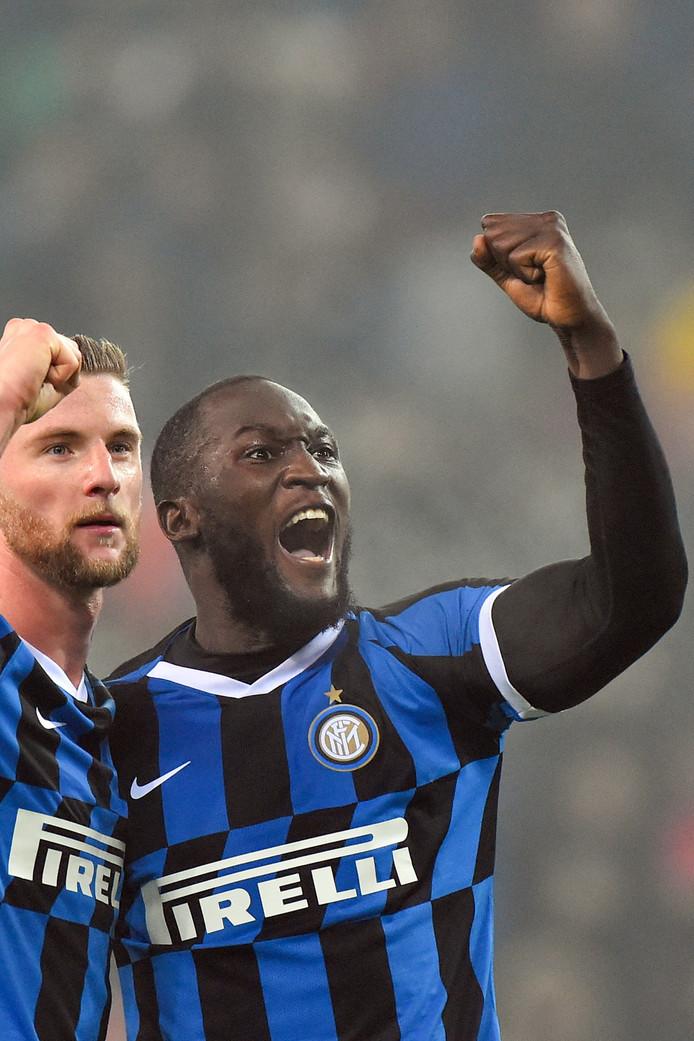 Deuxième derby milanais, deuxième but pour Romelu Lukaku!