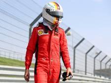 Vettel: 'Strategie Ferrari sloeg nergens op'