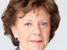 Neelie Kroes boegbeeld voor Female Tech Heroes