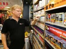 Aalburgse ondernemer René Lucas vreest voor 'displayban'