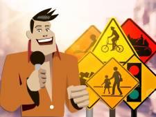 Op autovakantie? Test je kennis over deze Europese verkeersborden