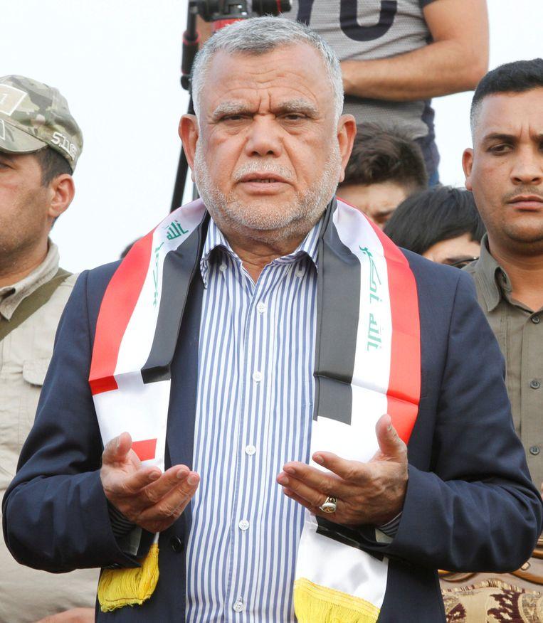 Hadi al-Amiri. Beeld Reuters