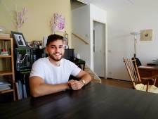 Noodkreet Yesse (18) helpt: hij wordt niet dakloos