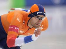 Krol is Nuis in baanrecord de baas op 1000 meter