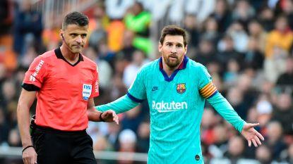 LIVE. GOAL! Werk op de plank voor Barça, dat op achterstand komt tegen Valencia