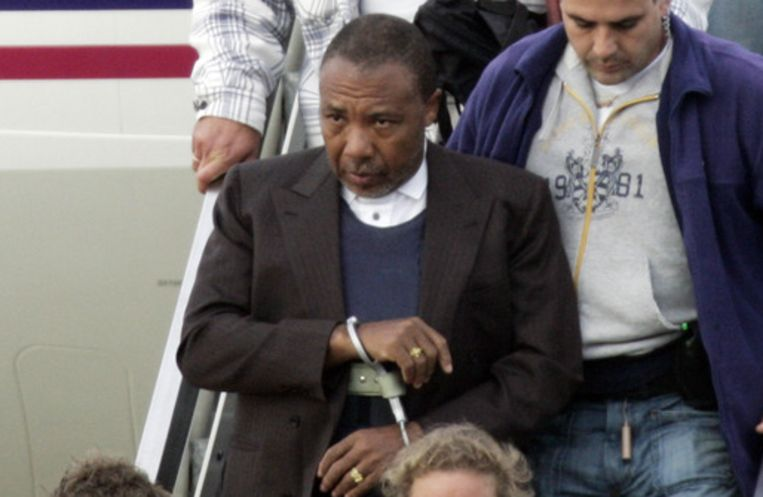 Charles Taylor, de verdachte Beeld ANP
