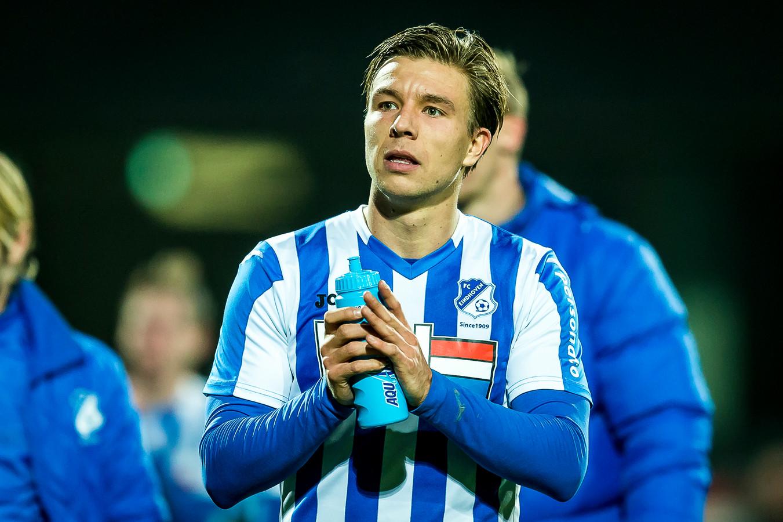 Mart Lieder speelde in het verleden onder meer voor FC Eindhoven en FC Dordrecht.