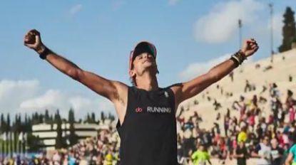 Brit loopt marathon in elk land in de wereld