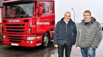 Transport Macharis laureaat voor award Transporteur van het Jaar