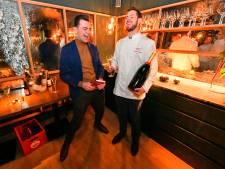 Twee jonge mannen van restaurant Eden in Valkenswaard brachten zaak binnen jaar op sterrenniveau