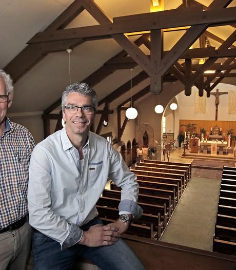 Onderzoek naar hospice in kerk van Venhorst