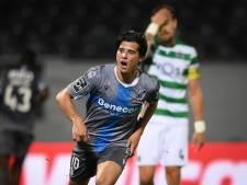 Feyenoord heeft Portugese middenvelder Teixeira binnen