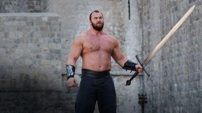 Reus uit 'Game of Thrones' komt naar België