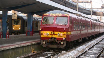Treinen kunnen opnieuw rijden tussen Charleroi en Brussel